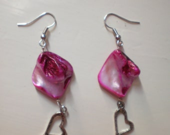 summer drop earrings (FREE COMBINED SHIPPING)