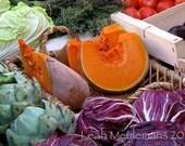 Saturday Market, Beaune, France