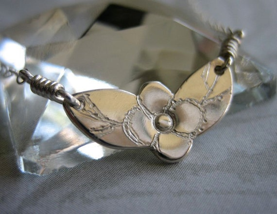 Primrose Sterling Silver Necklace