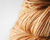 White peach pulp - Baby Alpaca Yarn DK weight