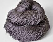 Misanthrope OOAK - Merino/Silk superwash yarn fingering weight