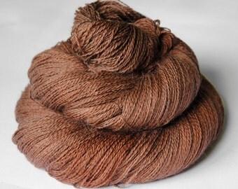 Mother earth is stirring - BabyAlpaca/Silk Lace Yarn
