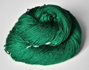 Absinthe - Merino/Silk Fingering Yarn Superwash