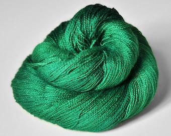 Absinthe - BabyAlpaca/Silk Lace Yarn