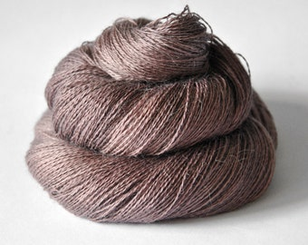 Opening Pandora's Box - BabyAlpaca/Silk Lace Yarn