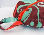 DITTY BAG in Fandango Fabric by Kate Spain -  Ready to post