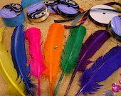 Custom Design Your Own Feather Pen