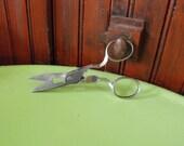 Vintage Keen Kutter Buttonhole Scissors Germany