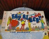 Vintage 1973 Milton Bradley The Fat Albert and Cosby Kids  Board Game