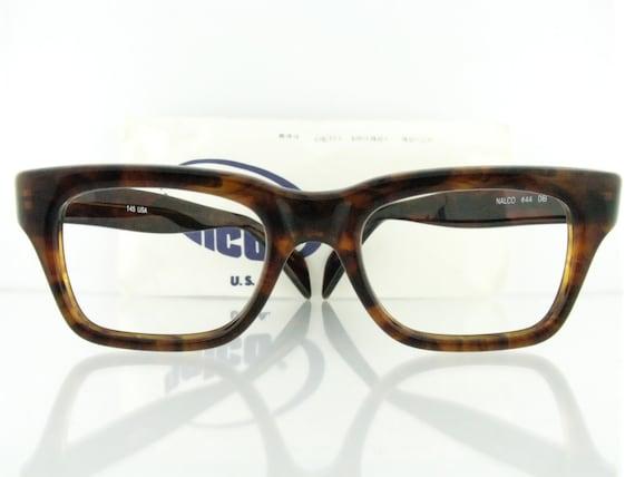 Eyeglasses Frames Usa : VTG 60s NALCO 44 eyeglasses frames USA A Single Man Colin