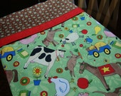 Tell Someone You Care with a Unique, OOAKHandmade Pillowcase