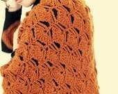 Burnt Orange Wrap