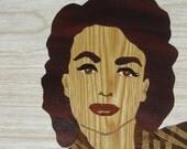 Joan Crawford Original Portrait
