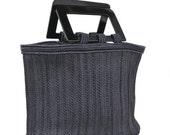 Vintage YSL Black Handbag