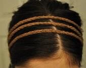 3-band Headband in TAN