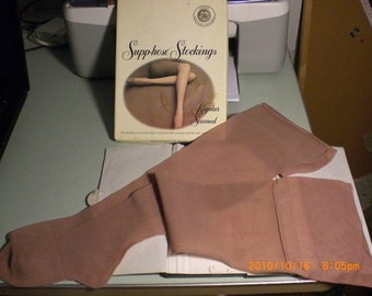 1950s maybe early 60s nylon stockings in original box