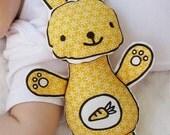 Happy Sew Lucky SNIFFY BUNNY kit