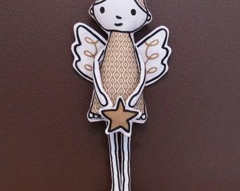 SWEET ANGEL sewing pattern kit
