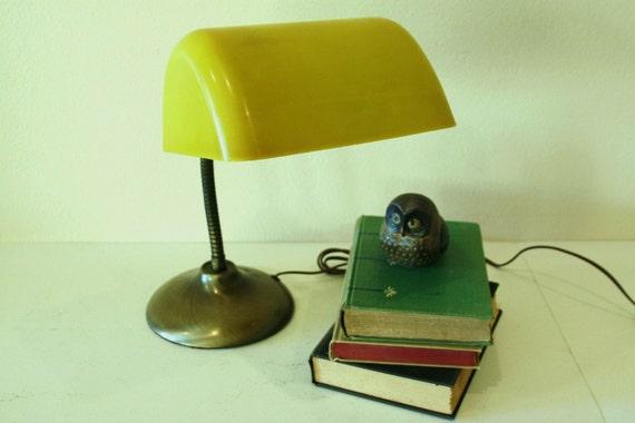 vintage Desk top lamp