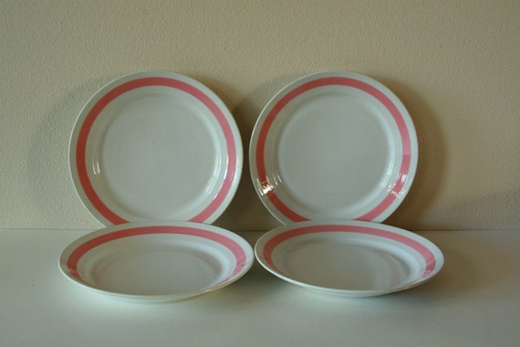 Vintage Arabia Finland dinner plates