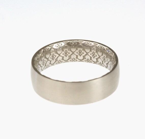 Gaia 1 titanium ring