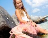 Atutudes Coral Mermaid Tutu for Teens