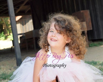 Pink Tutu by Atutudes | Cotton Candy Tutu | Pink Cotton Candy Tutu | Girl's Pink Tutu | Toddler Pink Tutu | Pink Tutu for Baby | Baby Gift
