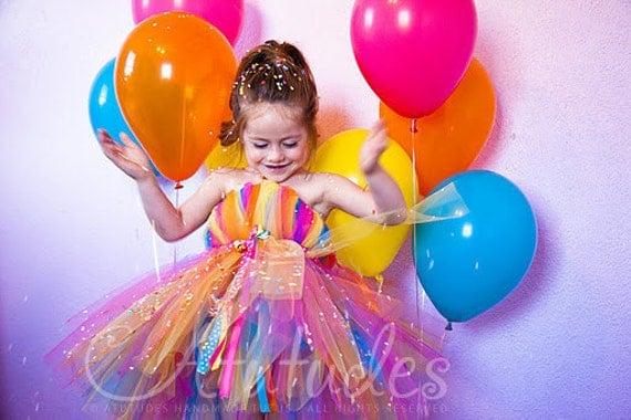 Atutudes Rainbow Tutu Dress