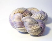 Cashmere Silk in Lavender Dried Hydrangea OOAK