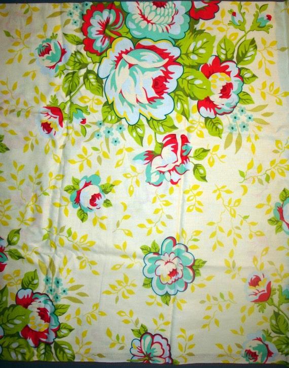 Heather Bailey - Pop Garden Cream Rose Bouquet