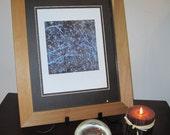Midnight Snow - Meditation I (signed print)
