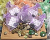 Gemstone Bag for Third Eye Chakra - Activate, Heal, Cleanse, and Balance