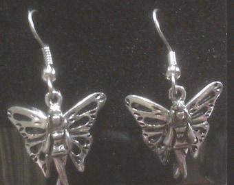 Tiny Fairy Earrings