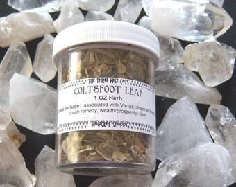 Coltsfoot Leaf Herb - Venus, Prosperity, Love