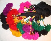 Belly dance tribal fusion costume tassels