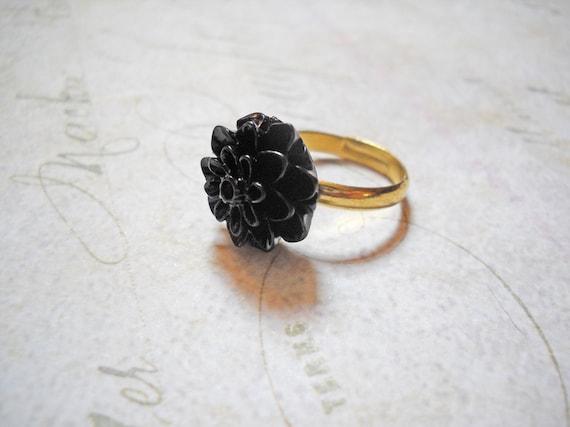 Ring Kit Ring Making Kit Adjustable Rings Gold Ring Blanks Flower
