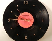 BRUCE SPRINGSTEEN Vinyl Record Wall Clock (Born in the U.S.A.)