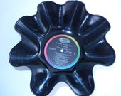 THE BEATLES Recycled Record Bowl (Magical Mystery Tour)