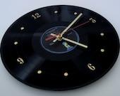 BOB MARLEY Vinyl Record Wall Clock (Natty Dread)