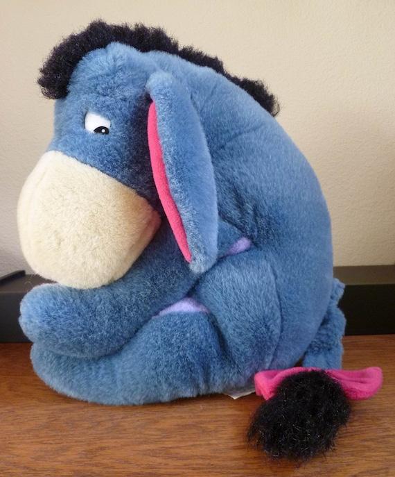 Plush Disney Eeyore Child S Toy Stuffed Animal
