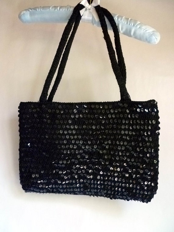 More room, PLEASE /  Formal purse / Evening bag, 1980's