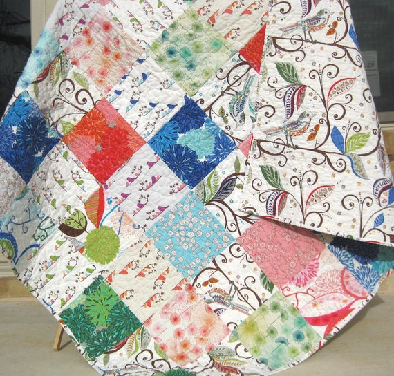 Wrenly Throw Quilt