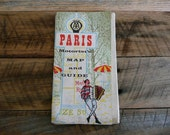 Old Paris Map and Guide