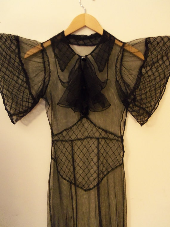 1930s Titanic Dress-Edwardian- To Die For- Downton Abbey