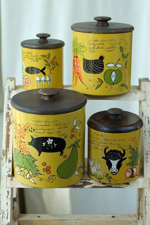 Vintage Tin Kitchen Storage Containers By My3chicks On Etsy. Kitchen Glass Tile Backsplash. Color Schemes For Kitchens With Light Wood Cabinets. 1940s Kitchen Flooring. Rubber Backed Kitchen Floor Mats. Colors For Kitchen Cabinets And Walls. Quartz Kitchen Countertops. Painted Kitchen Countertops Before After. Backsplashes Kitchen