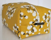 Classic - Goldie - Cosmetic, Makeup, Accessory, Toiletry, Travel Case, Bag, Pouch, Baby, Bridal, Birthday, Gift
