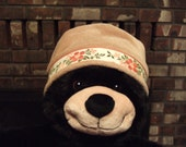 Sewing Pattern ASSORTMENT of  9 Vintage Style Teddy Bear  HATS