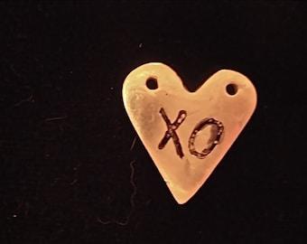 xo love pendant