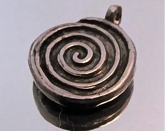 eternity circle charm