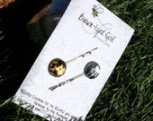 NEW -- Bobby-Pins w/Bling